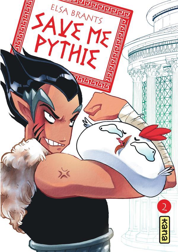 Save me Pythie Vol.2 Brants Elsa Kana
