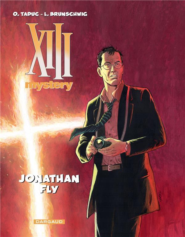 XIII mystery Jonathan Fly Vol.11 Taduc Olivier Dargaud