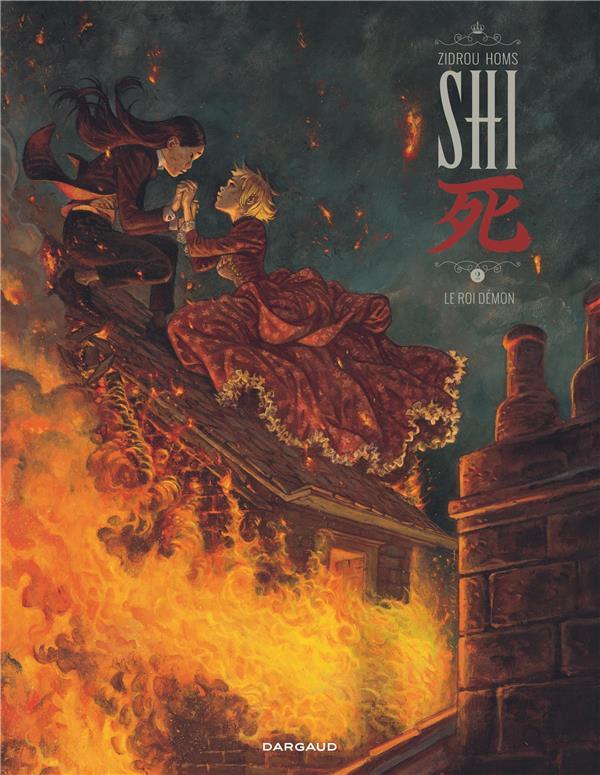 SHI T.2  -  LE ROI DEMON