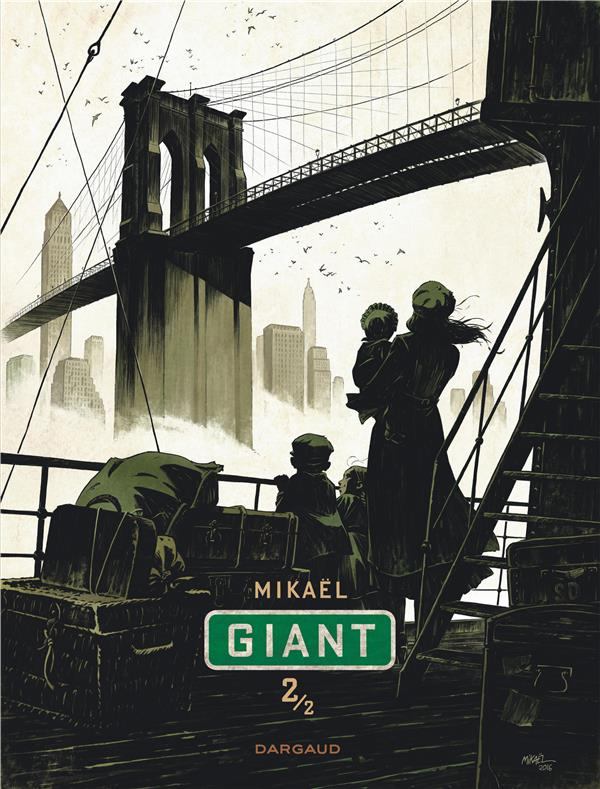 GIANT T2 GIANT - TOME 2 BIDAULT/MIKAEL DARGAUD