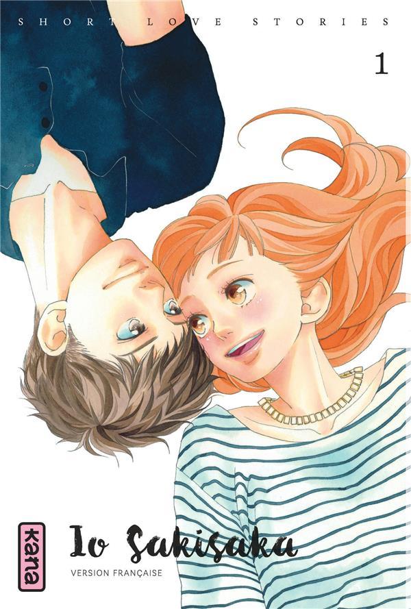 Short love stories Vol.1 Sakisaka Io Kana