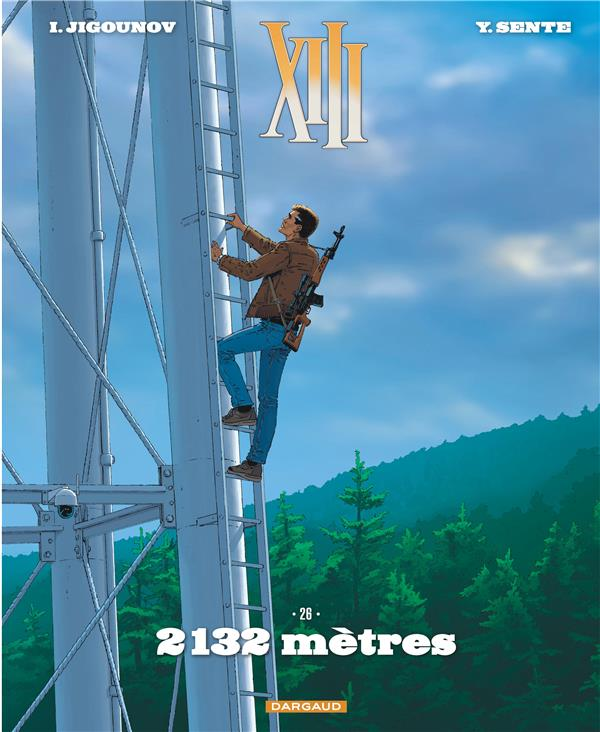 TREIZE (XIII) - XIII  - TOME 26 - 2 132 METRES SENTE/YVES DARGAUD