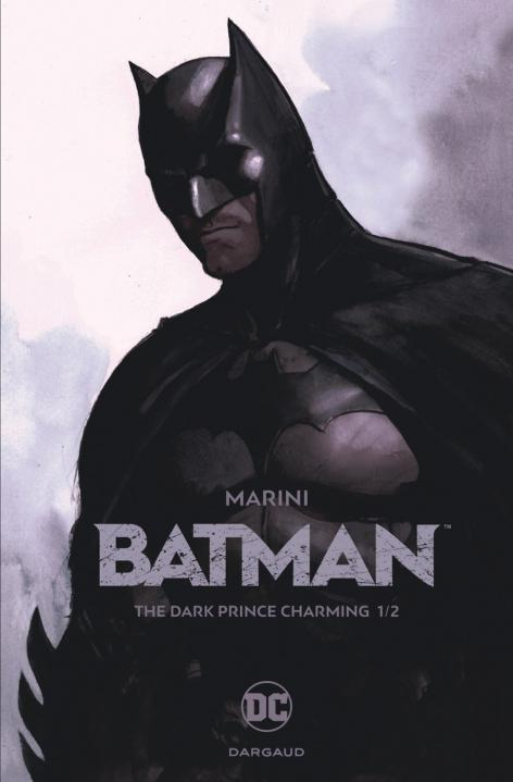 BATMAN - TOME 1 - BATMAN 1 MARINI ENRICO DARGAUD