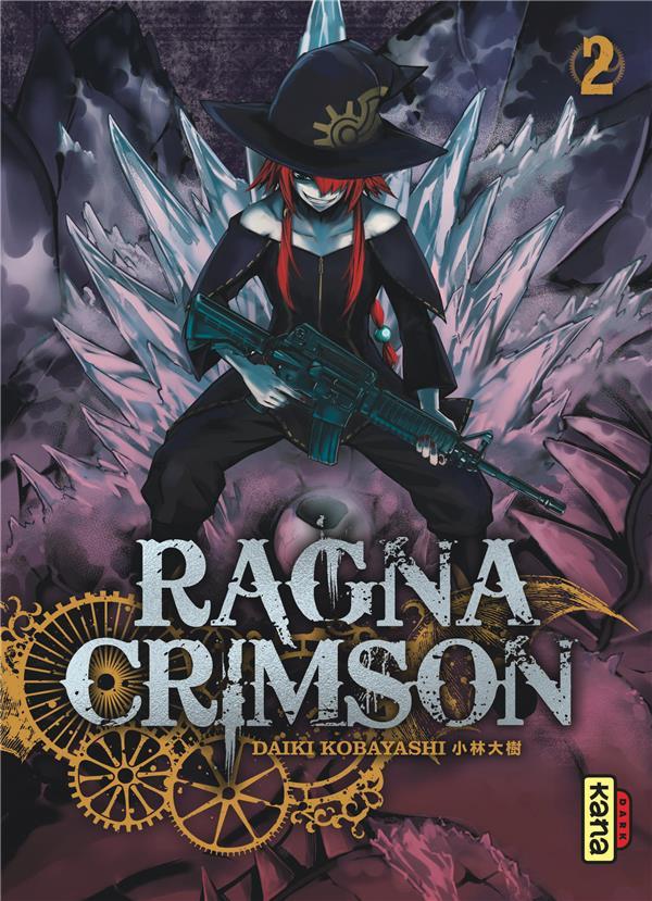 RAGNA CRIMSON T.2  DARGAUD