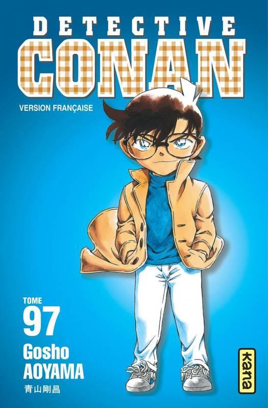 DETECTIVE CONAN T.97 GOSHO AOYAMA DARGAUD