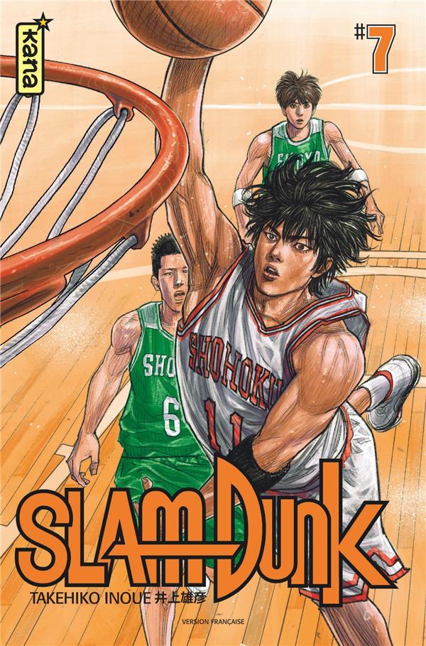 SLAM DUNK - STAR EDITION T.7