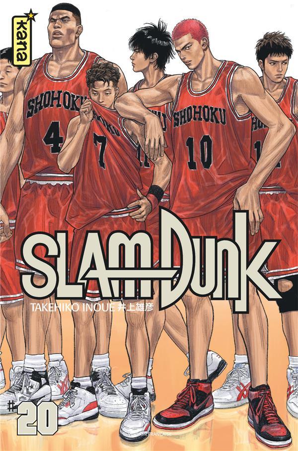 SLAM DUNK - STAR EDITION T.20   DARGAUD