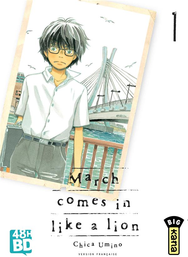 MARCH COMES IN LIKE A LION T01