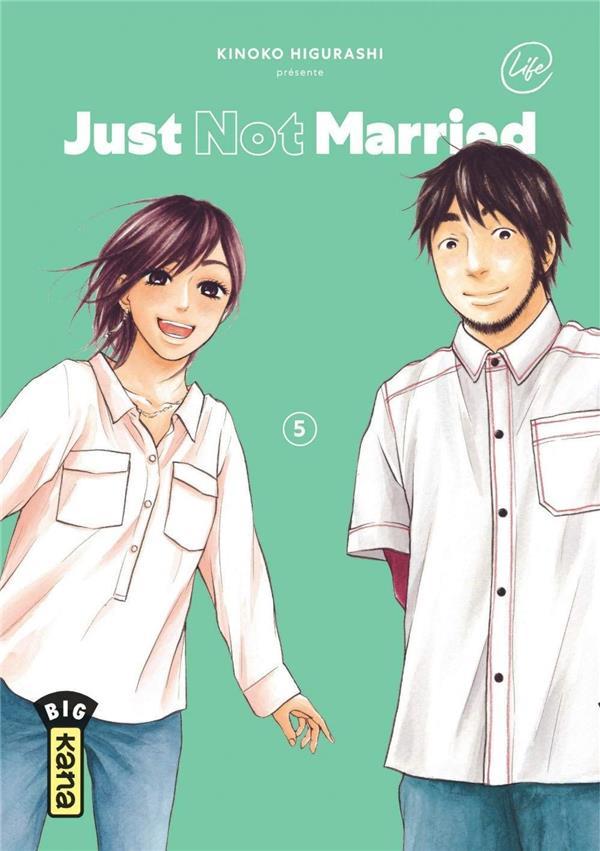JUST NOT MARRIED T.5 KINOKO HIGURASHI NC