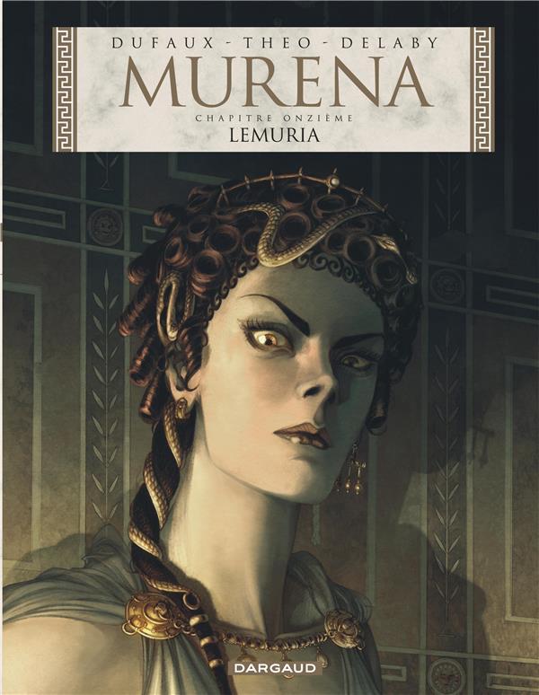 MURENA - TOME 11 - LEMURIA CANESCHI/DUFAUX DARGAUD