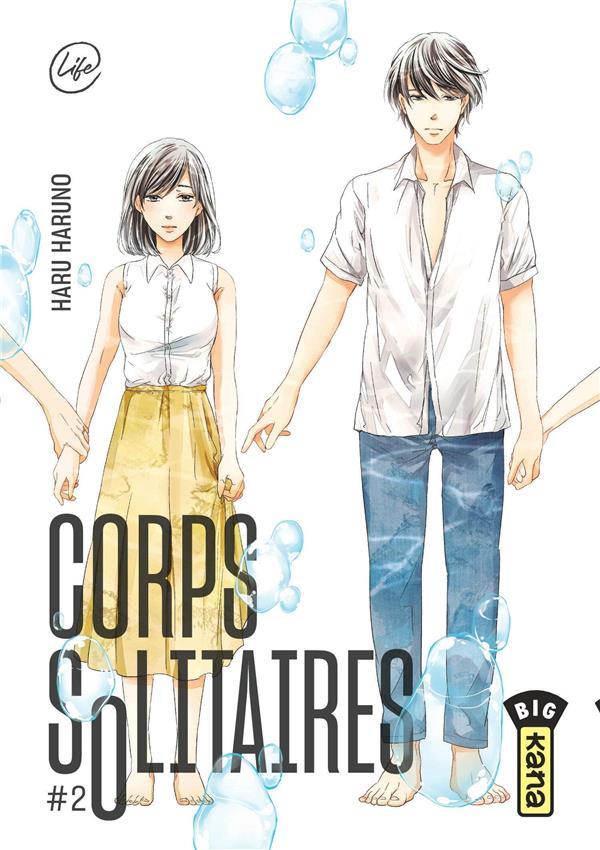 CORPS SOLITAIRES T.2 HARUNO, HARU NC