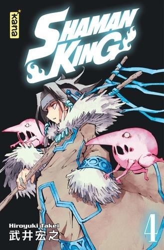 SHAMAN KING - STAR EDITION T.4 HIROYUKI TAKEI DARGAUD