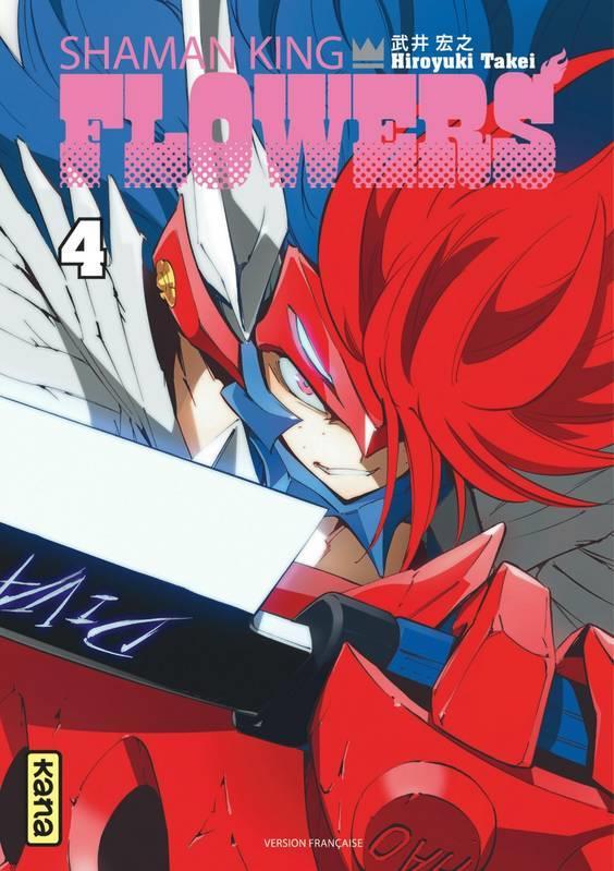 SHAMAN KING - FLOWERS T.4 HIROYUKI TAKEI DARGAUD