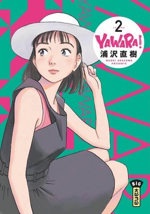 YAWARA ! T.2 NAOKI URASAWA DARGAUD