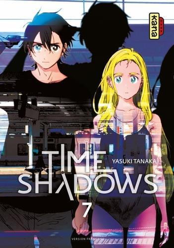 TIME SHADOWS T.7 YASUKI TANAKA DARGAUD