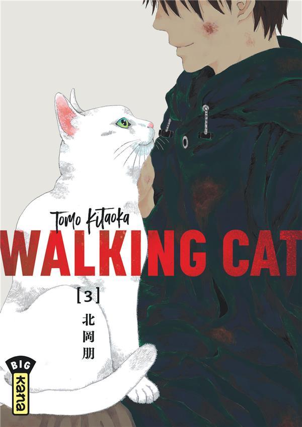 WALKING CAT T.3 TOMO KITAOKA DARGAUD