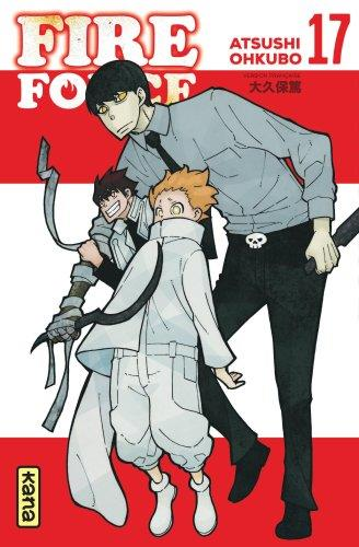FIRE FORCE T.17