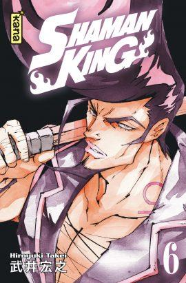 SHAMAN KING - STAR EDITION T.6 XXX NC