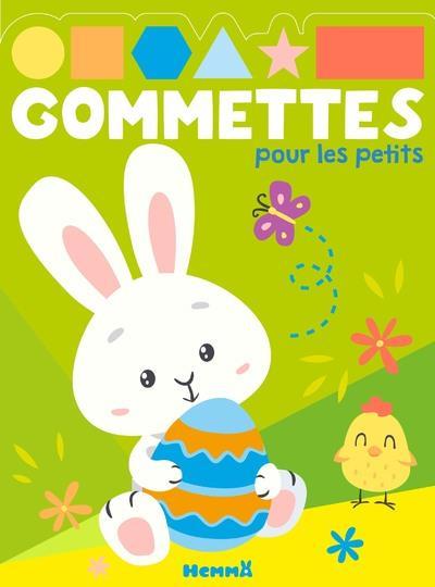 GOMMETTES POUR LES PETITS     PAQUES
