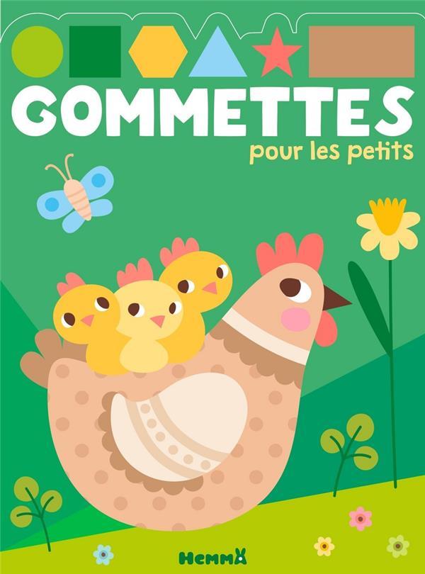 GOMMETTES POUR LES PETITS  -  FERME