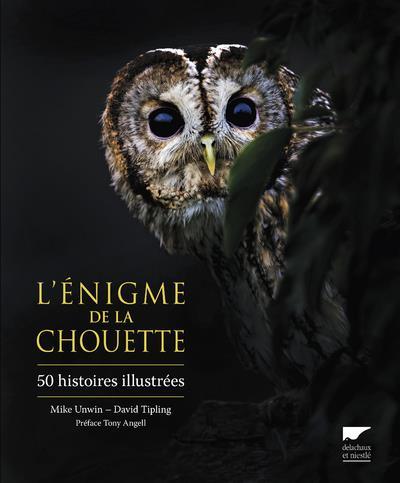 L'ENIGME DE LA CHOUETTE - 50 HISTOIRES ILLUSTREES