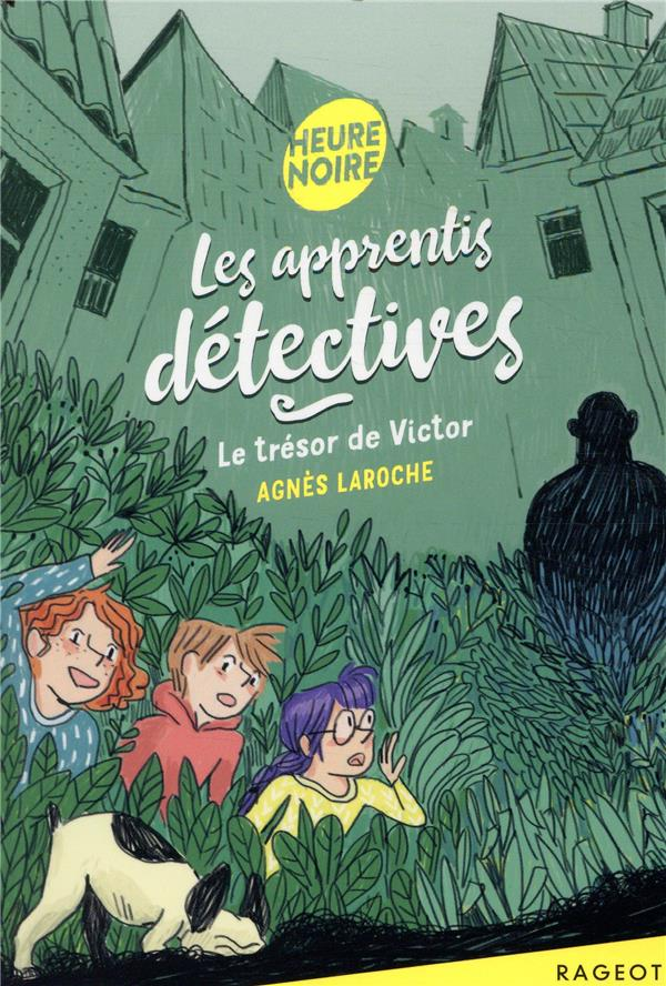 LES APPRENTIS DETECTIVES T.4  -  LE TRESOR DE VICTOR