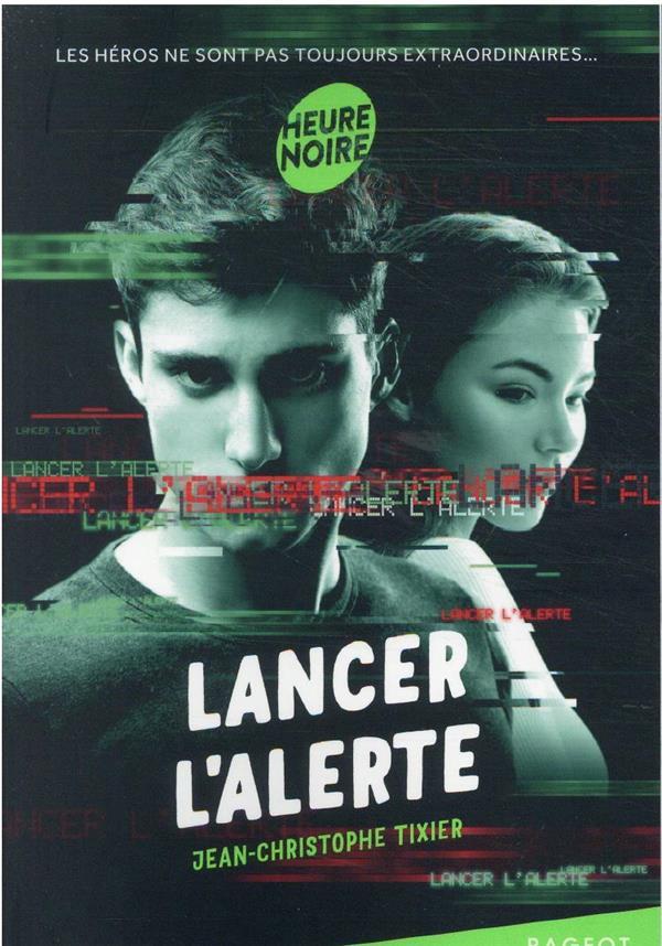 LANCER L'ALERTE TIXIER J-C. RAGEOT