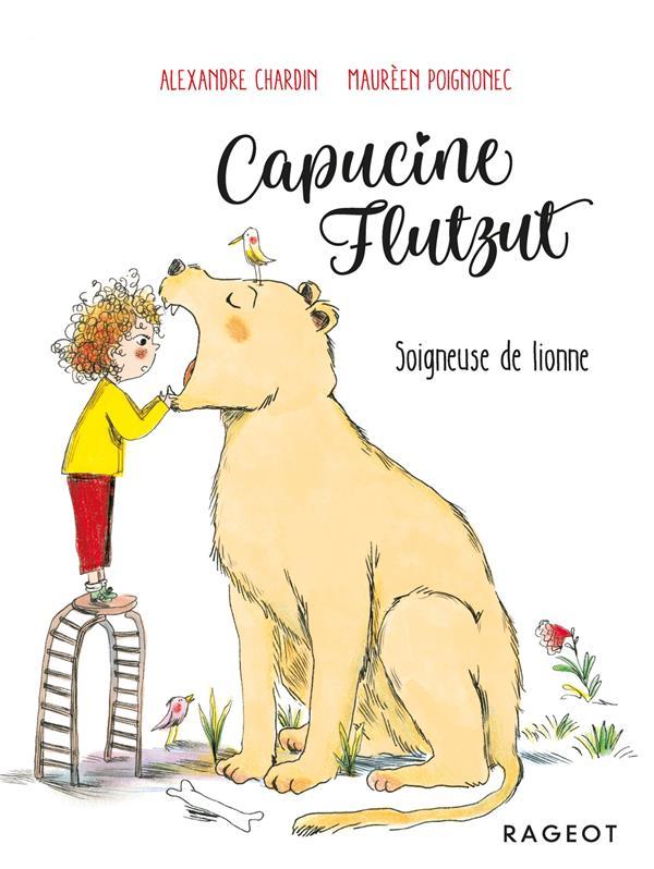 CAPUCINE FLUTZUT SOIGNEUSE DE LIONNE CHARDIN/POIGNONEC RAGEOT