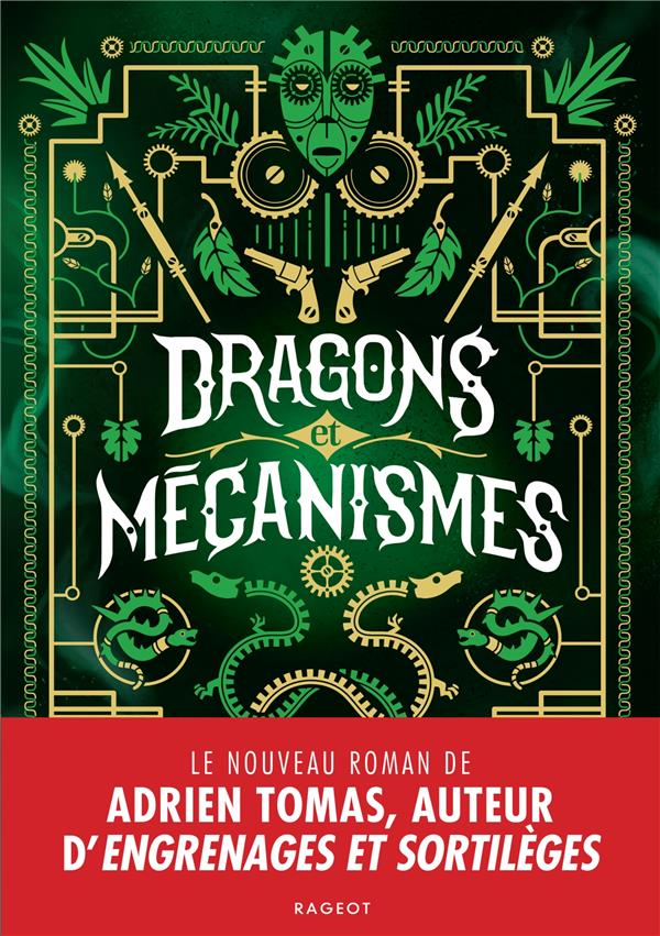 DRAGONS ET MECANISMES