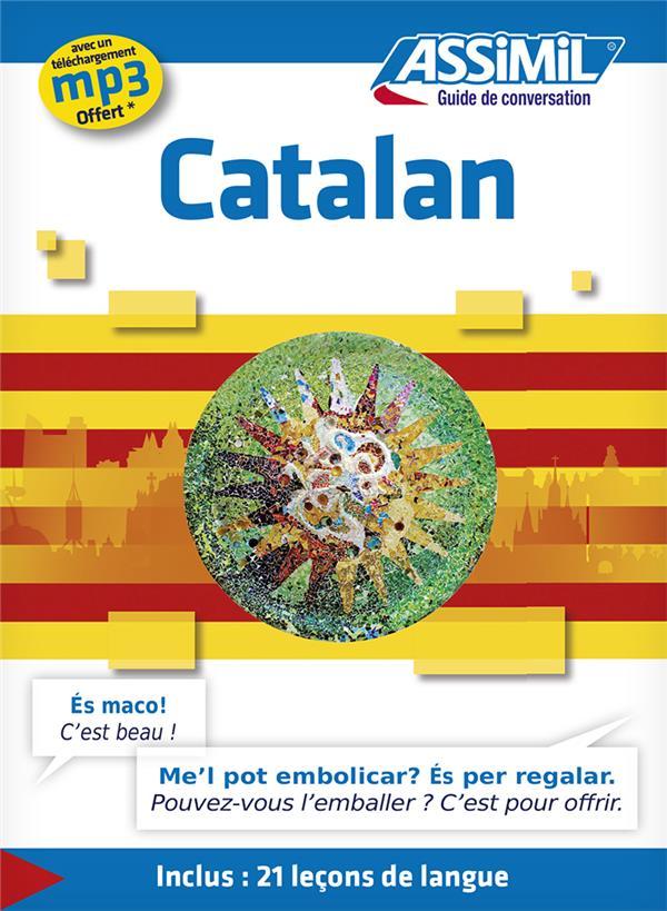 GUIDES DE CONVERSATION  -  CATALAN