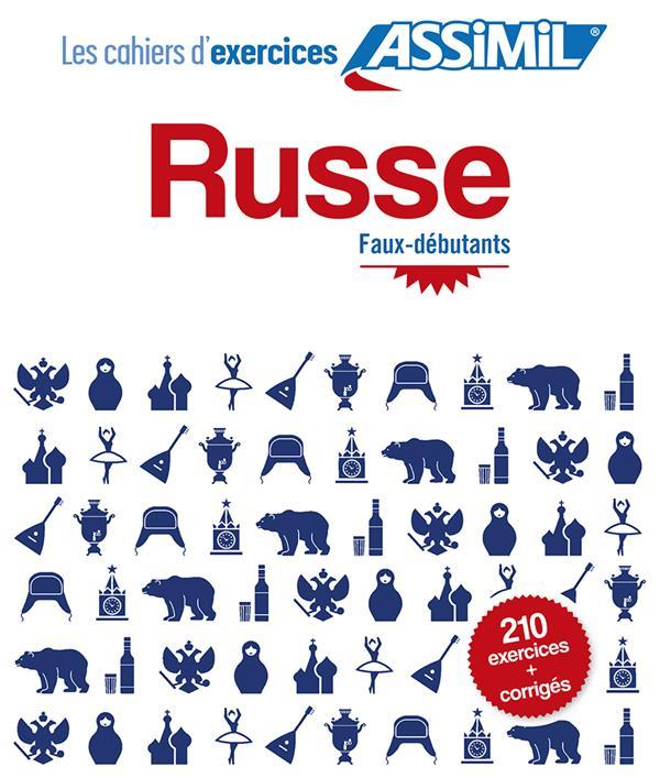 RUSSE  -  FAUX-DEBUTANTS