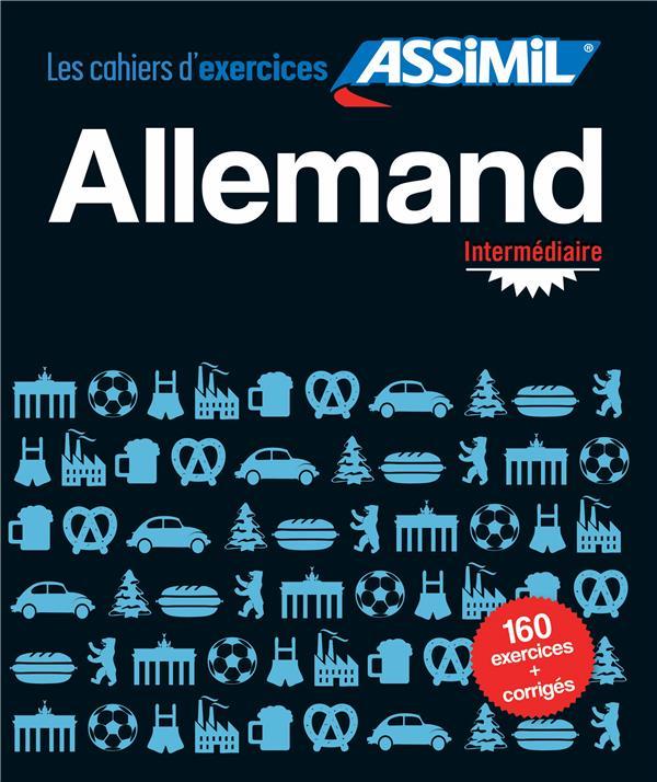 ALLEMAND INTERMEDIAIRE  -  FAUX-DEBUTANTS SCHODEL AMIRKHOSROVI ASSIMIL