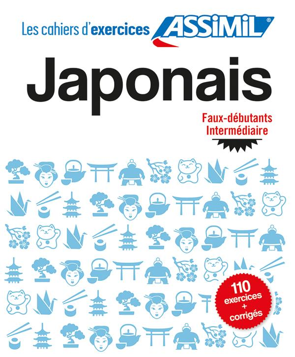 JAPONAIS  -  FAUX-DEBUTANTS  -  INTERMEDIAIRE (EDITION 2019) TAKAHASHI NOZOMI ASSIMIL