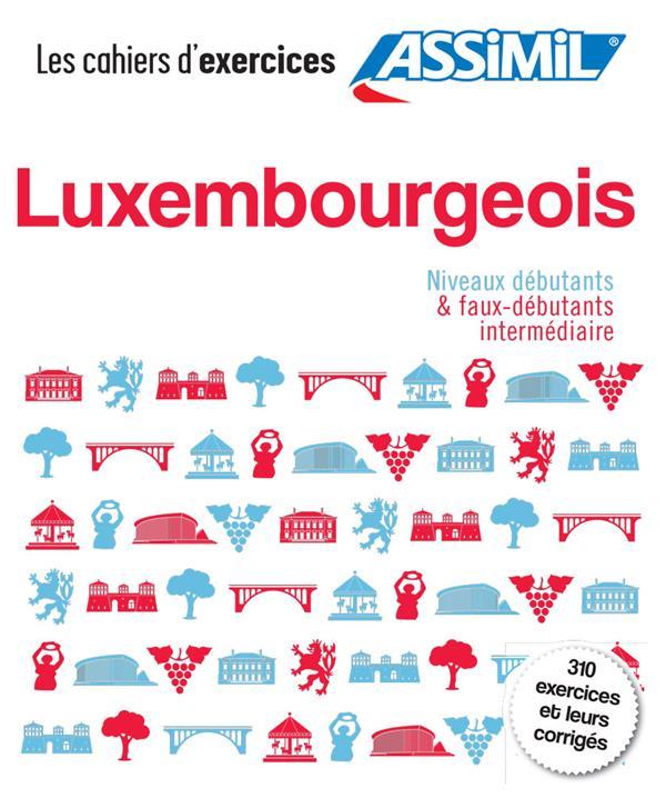 LUXEMBOURGEOIS  -  NIVEAU DEBUTANTS ET FAUX-DEBUTANTS INTERMEDIAIRE