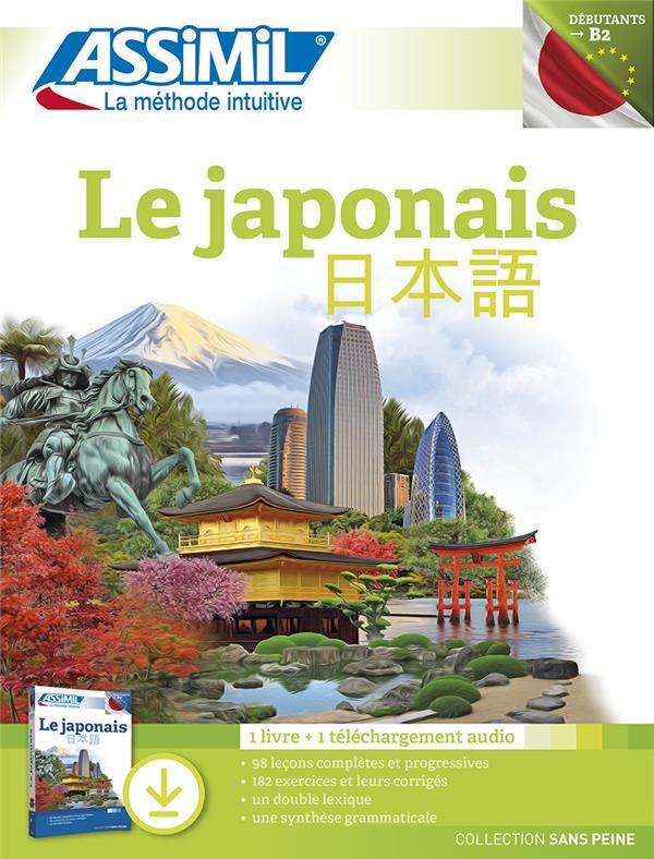 LE JAPONAIS  -  DEBUTANTS ET FAUX-DEBUTANTS B2
