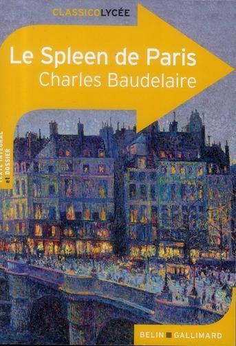 LE SPLEEN DE PARIS RIVOAL, CAROLINE BELIN