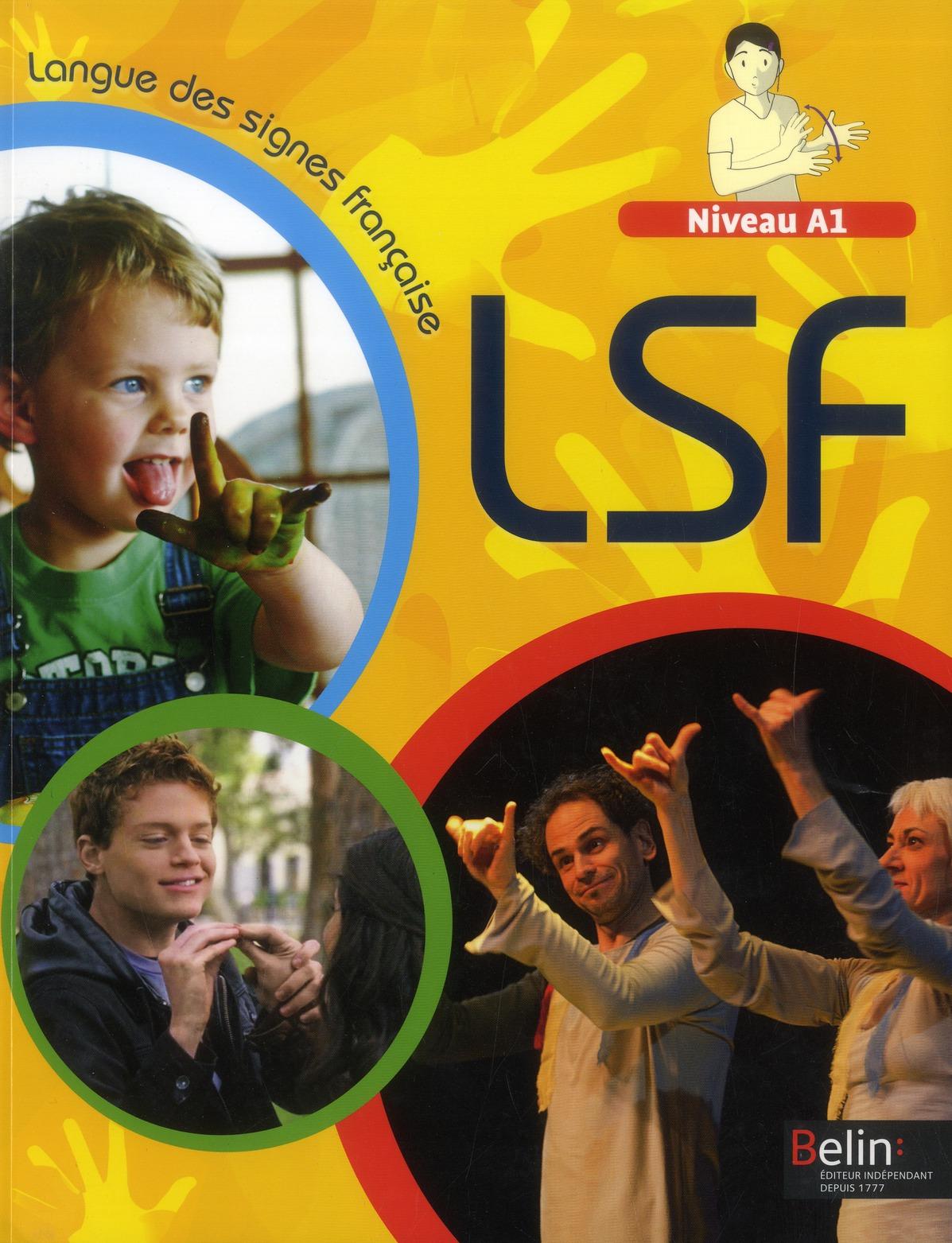 LANGUE DES SIGNES FRANCAISE - A1 - LSF