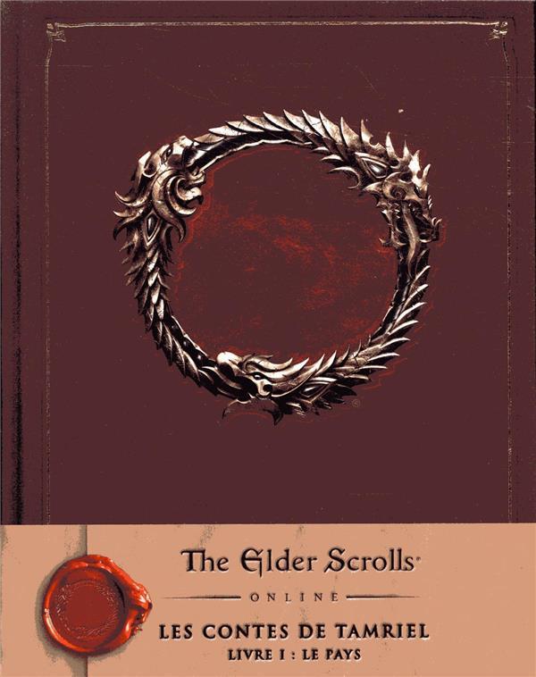 THE ELDER SCROLLS  -  LES CONTES DE TAMRIEL T.1  -  LE PAYS COLLECTIF HORS COLLECTION