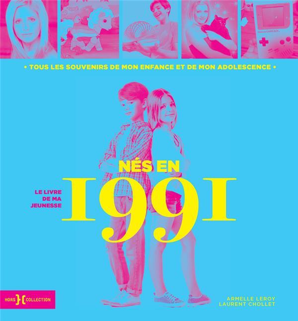 NES EN 1991  -  LE LIVRE DE MA JEUNESSE