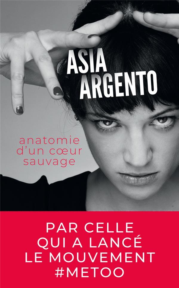 ANATOMIE D'UN COEUR SAUVAGE ARGENTO, ASIA HORS COLLECTION