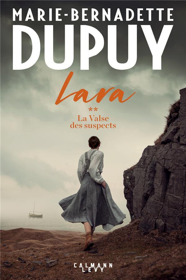 LARA T.2  -  LA VALSE DES SUSPECTS DUPUY M-B. NC