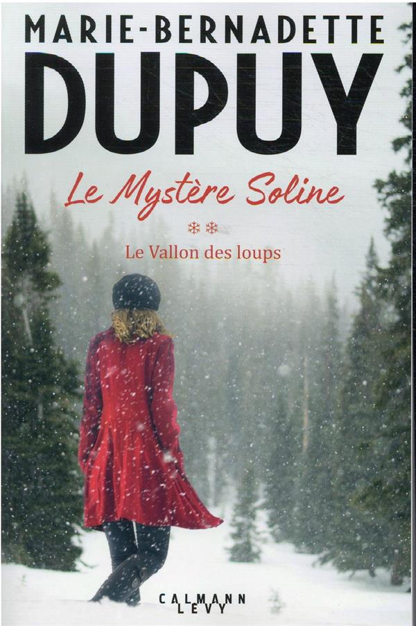 LE MYSTERE SOLINE T.2  -  LE VALLON DES LOUPS