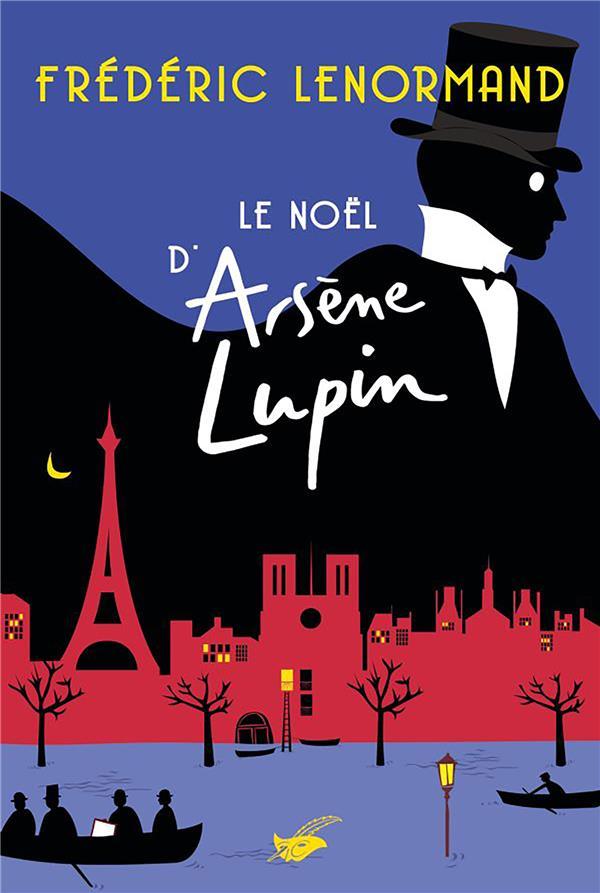 LE NOEL D'ARSENE LUPIN LENORMAND FREDERIC EDITIONS DU MASQUE
