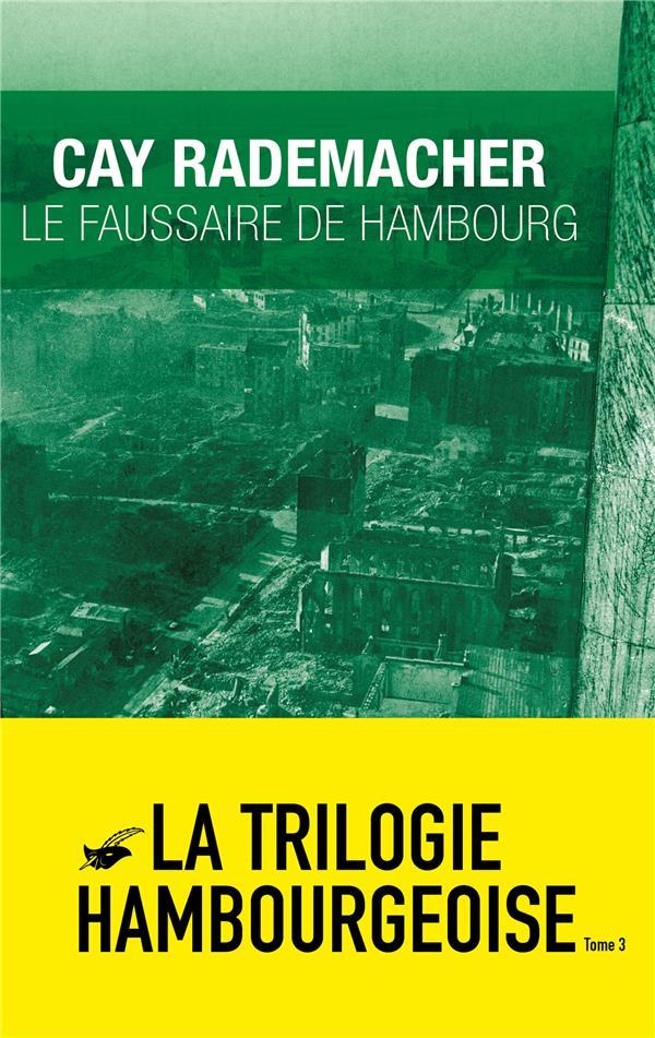 LE FAUSSAIRE DE HAMBOURG RADEMACHER CAY EDITIONS DU MASQUE