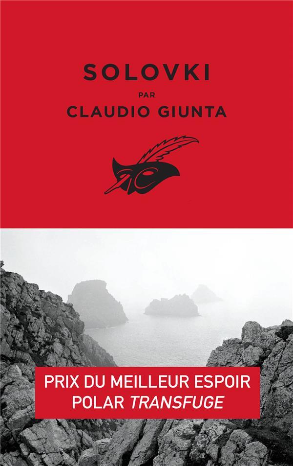 SOLOVKI GIUNTA, CLAUDIO EDITIONS DU MASQUE