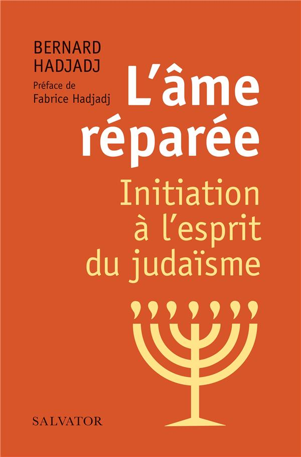 L'AME REPAREE  -  INITIATION A L'ESPRIT DU JUDAISME