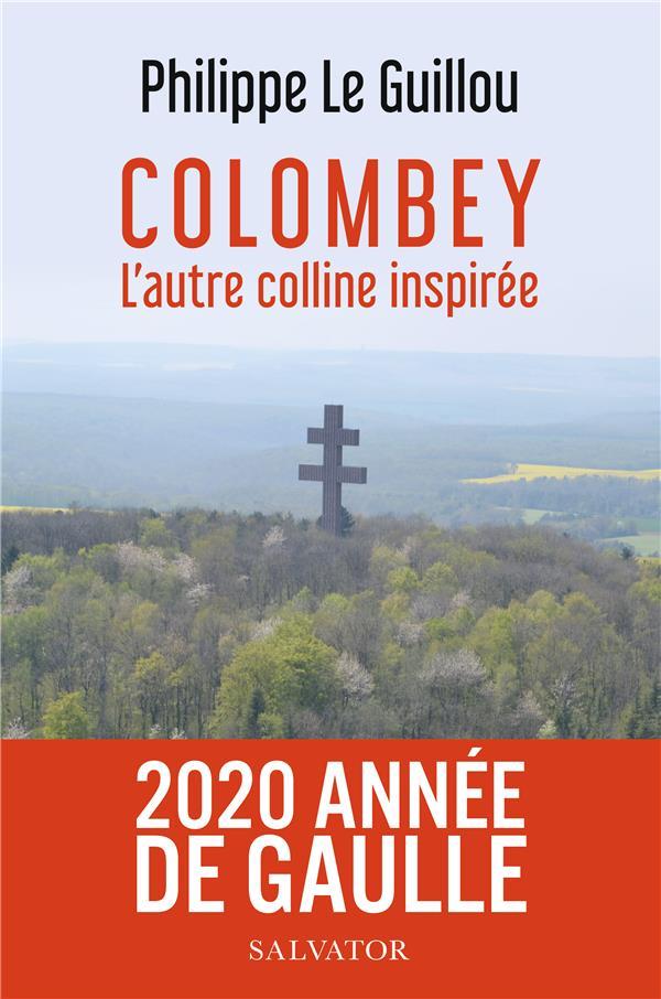 COLOMBEY  -  L'AUTRE COLLINE INSPIREE
