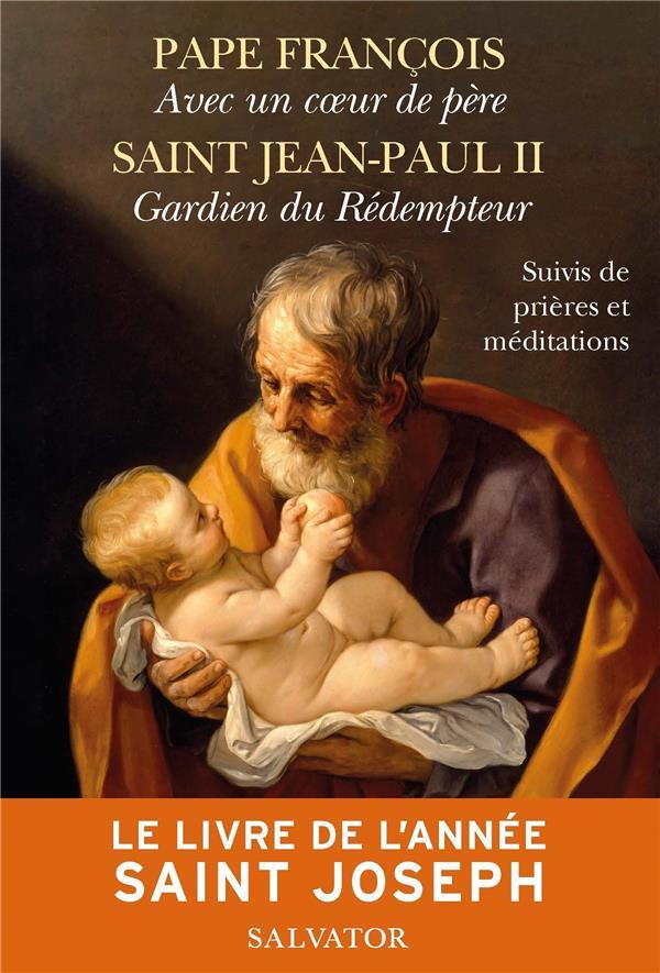 LE LIVRE DE L-ANNEE SAINT JOSEPH - SUIVIS DE PRIERES ET MEDITATIONS