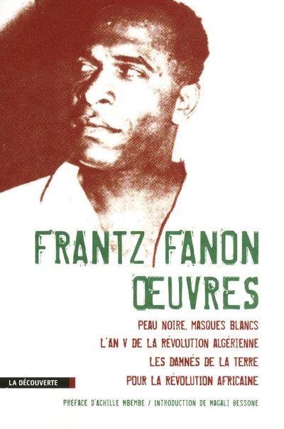 FRANTZ FANON  -  OEUVRES