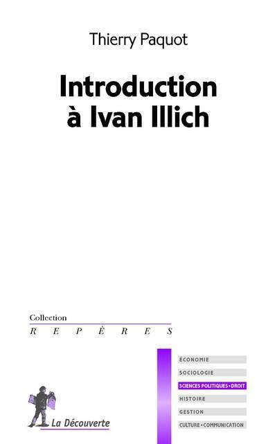 INTRODUCTION A IVAN ILLICH